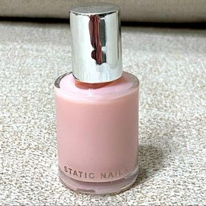 Static Nails unused Liquid Lacquer in Milky Pink